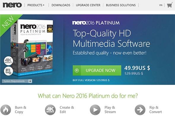 Nero Review