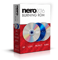 Nero BurningROM 2016